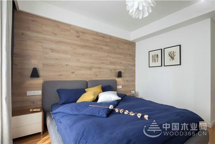 打造城市中的素雅,120平米日式三房两厅装修效果图