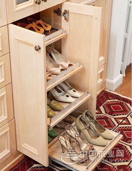 12款进门鞋柜装修效果图,鞋子再多也不乱