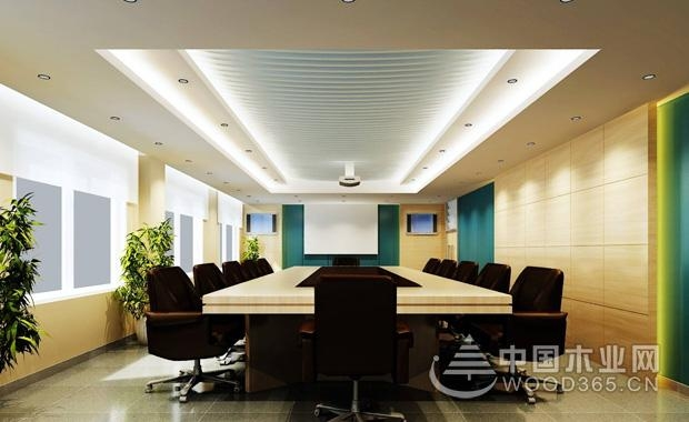 办公楼装修色彩的运用