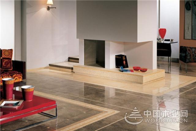 9款客厅地板砖效果图