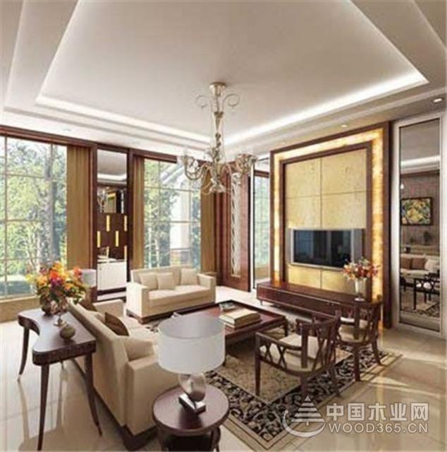 9款客廳地板磚效果圖