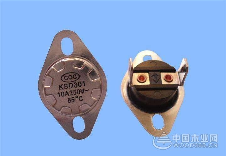 消毒柜温控器分类和选购方法