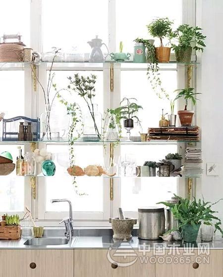 13個廚房窗戶裝修效果圖