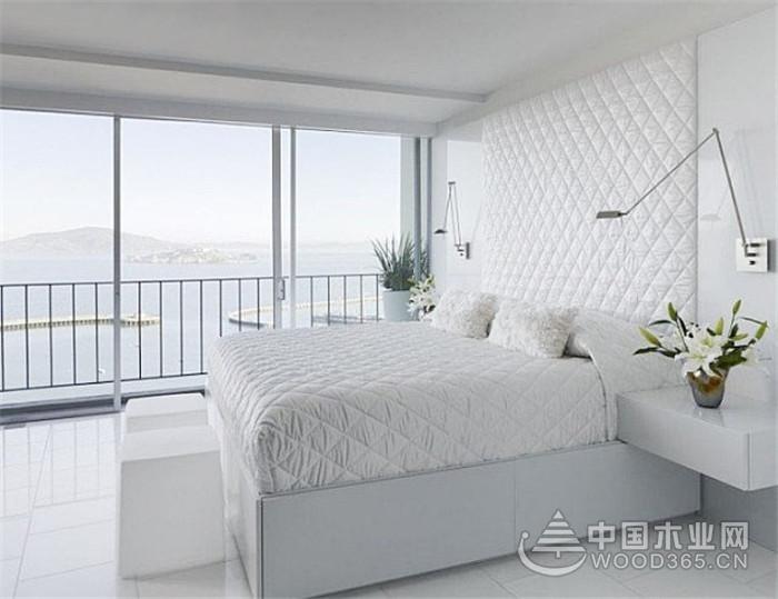 清晨第一缕阳光 10款卧室落地窗设计图片