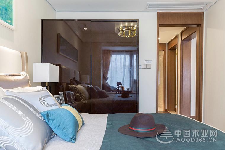 有情调的人都喜欢,95平米两房一厅装修效果图