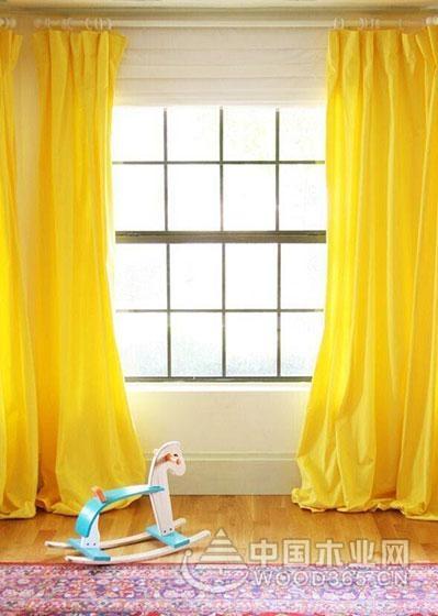 10款布艺窗帘装饰效果图 诠释不可或缺之美