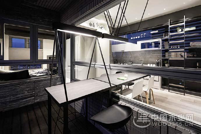 折腾的乐趣 10款餐厅搭配设计图
