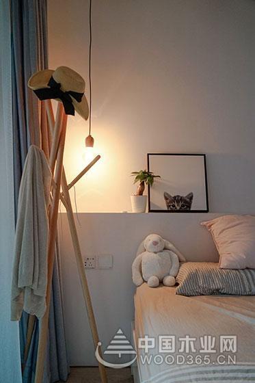 纯净北欧风装修,100平米两室一厅装修效果图
