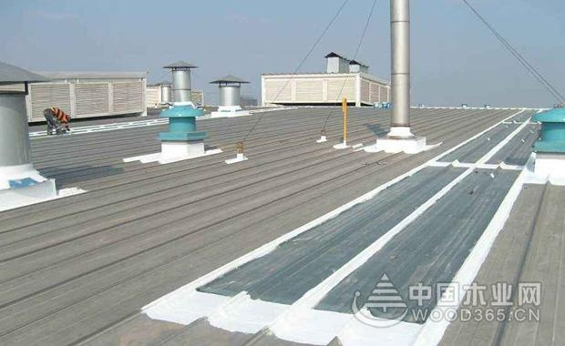 金属屋面防水施工方法