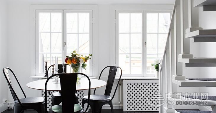 苏色调北欧简单装修,80平米两房一厅装修效果图