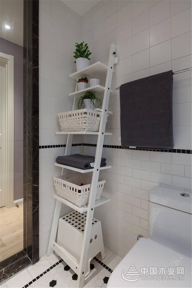 20款卫生间置物架效果图,对你肯定有帮助
