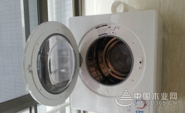 家用烘干机安装五步骤