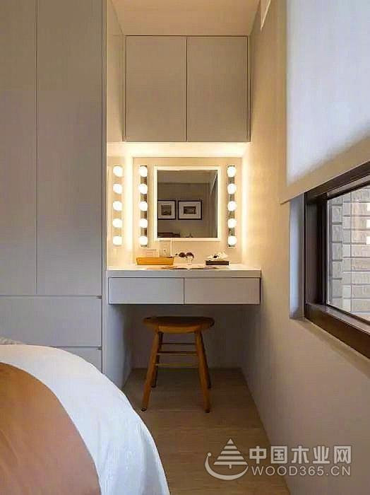 宽敞舒适,100平米现代简约混搭两房一厅装修效果图