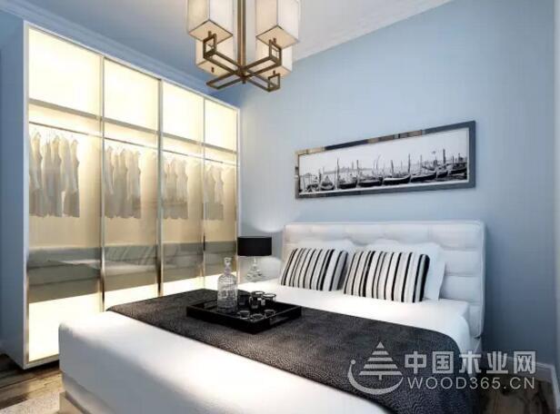90平米三室一厅装修效果图 来看亮眼设计