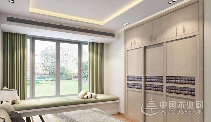 2018卧室飘窗设计,超养眼的10款飘窗窗帘效果图