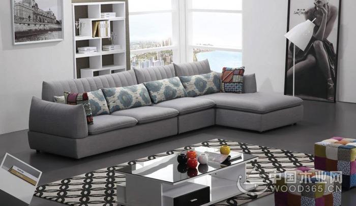 打造理想家,8款布艺沙发图片