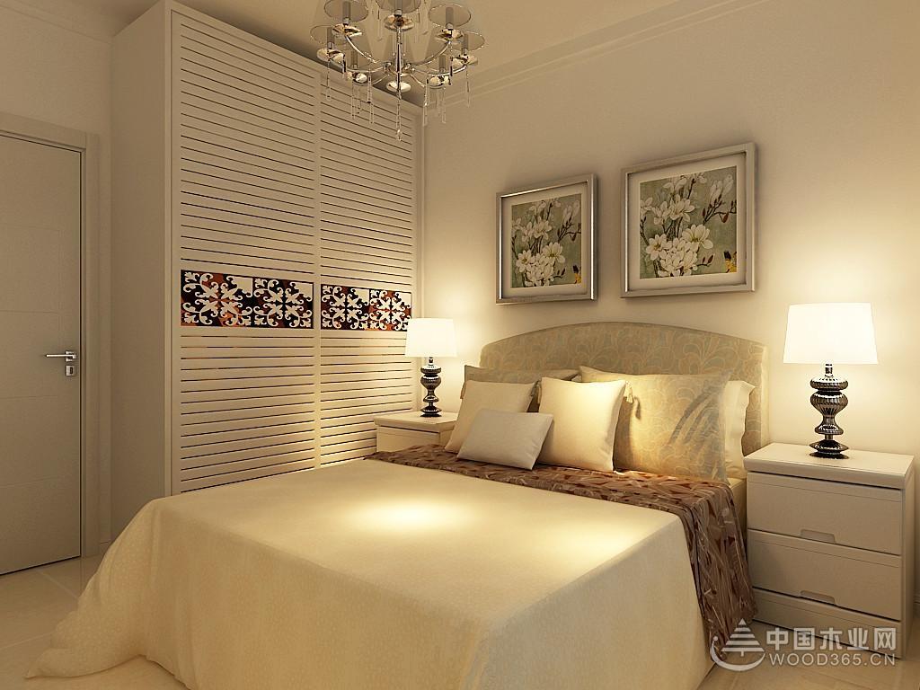 125平米现代简约式装修风格三室一厅效果图