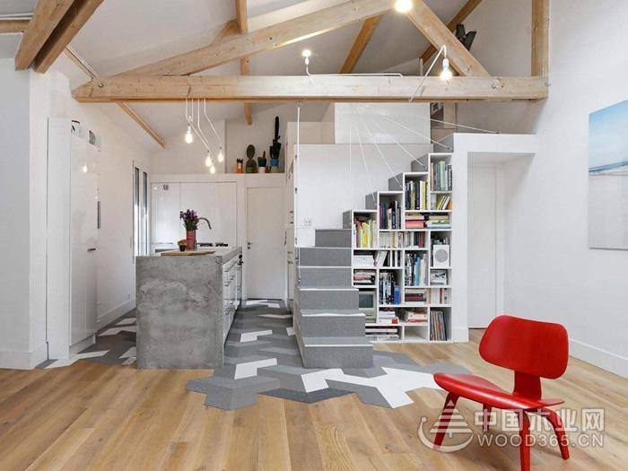 12款阁楼装修图片,充分利用阁楼空间