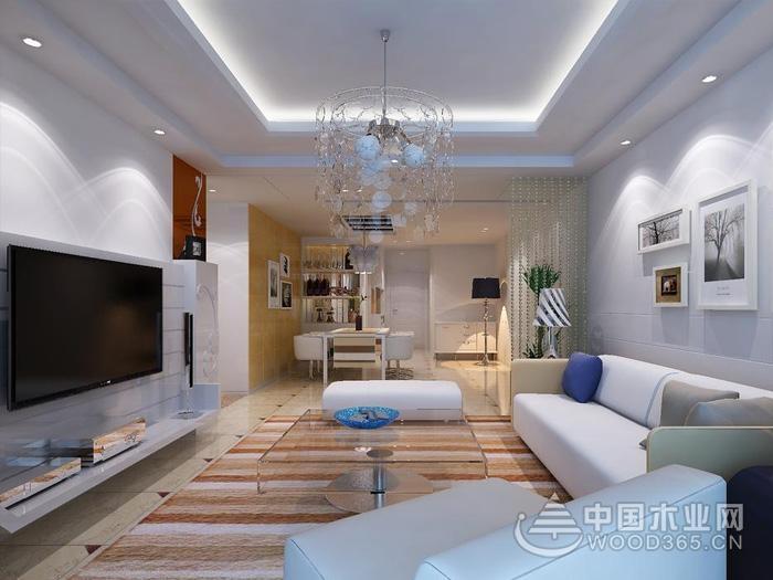 8款精装公寓效果图,小而温馨的空间