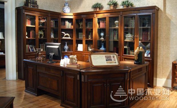 实木定制书柜价格