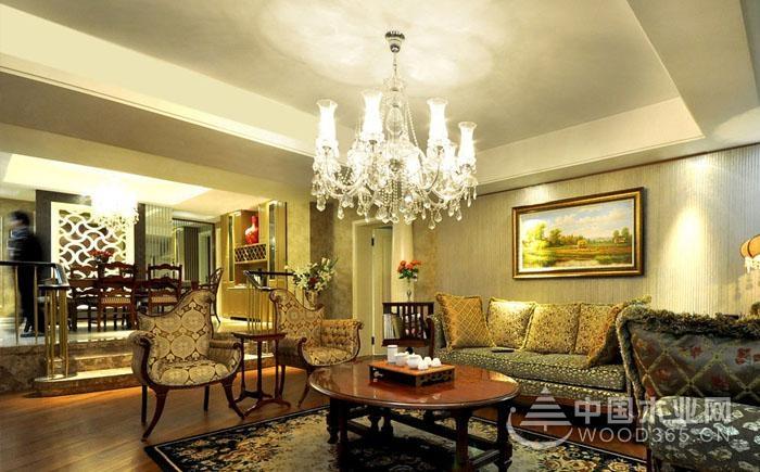 10款客厅灯具图片