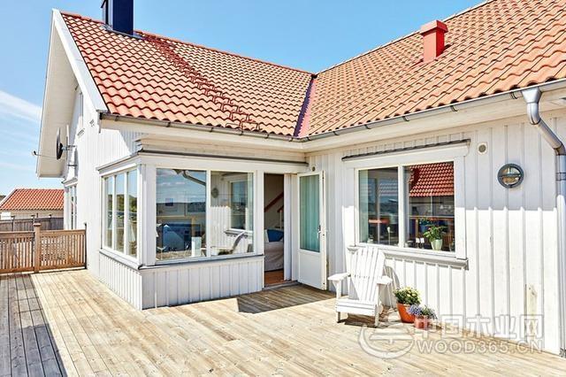 最理想的独栋别墅户型图,面朝大海,春暖花开