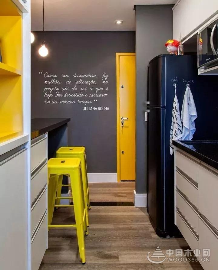 20款厨房吧台隔断效果图