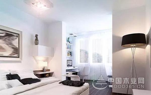 20款卧室阳台装修设计图,让生活更有情调