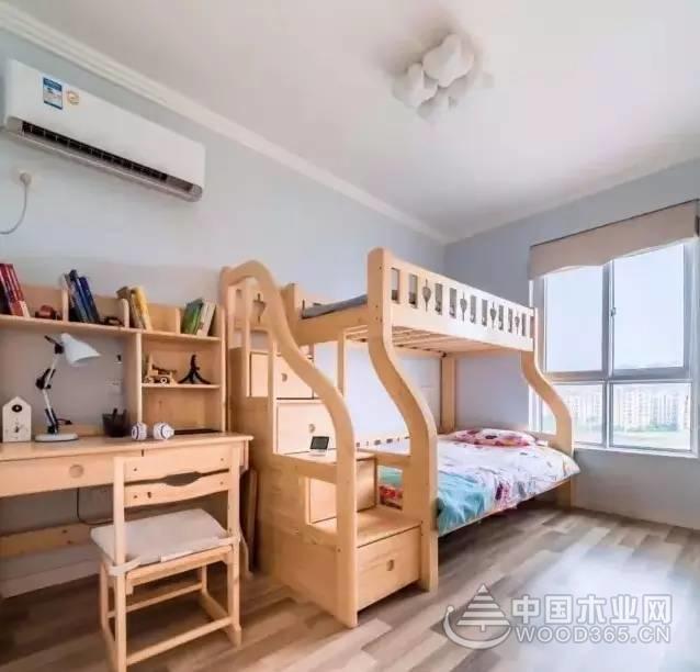 90平米两居室装修效果图,简单舒适图片
