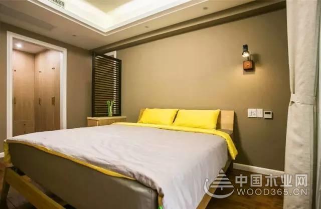 收纳超多超实用,92平米三室一厅装修效果图