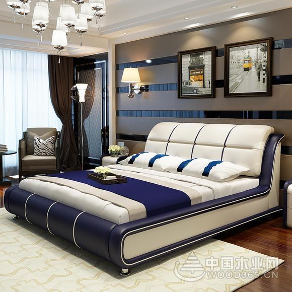 7款双人床图片欣赏