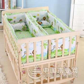 8款双胞胎婴儿床图片欣赏