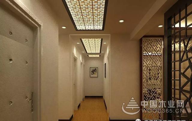 8款小户型走廊过道装修效果图,原来这里也很美