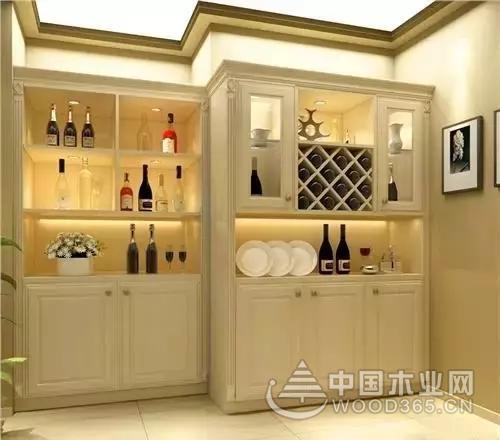 14款家庭酒柜设计效果图,给你高品质生活