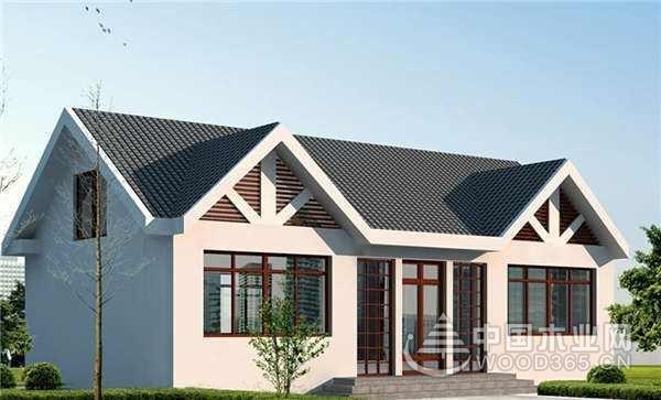 农村房屋设计效果图