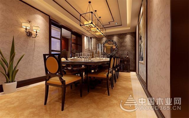 450平新東方風格疊拼別墅圖片