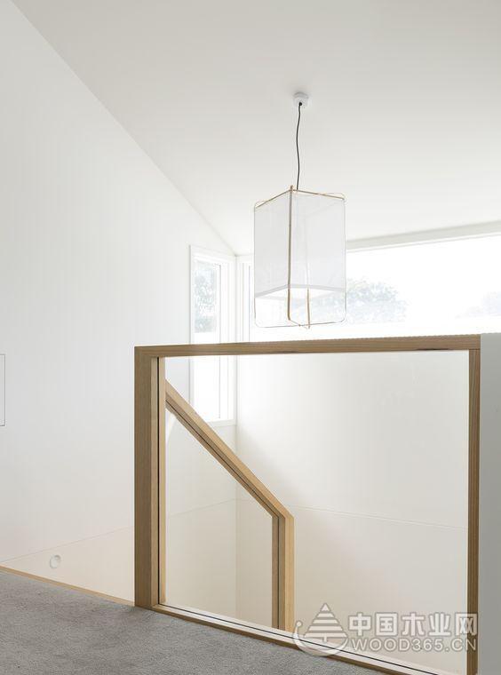 楼梯扶手设计,反传统的经济设计