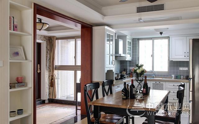 美式风格精致室内装修效果图欣赏