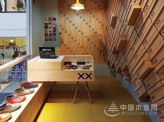 鞋店装修效果图,哪种风格更吸引顾客