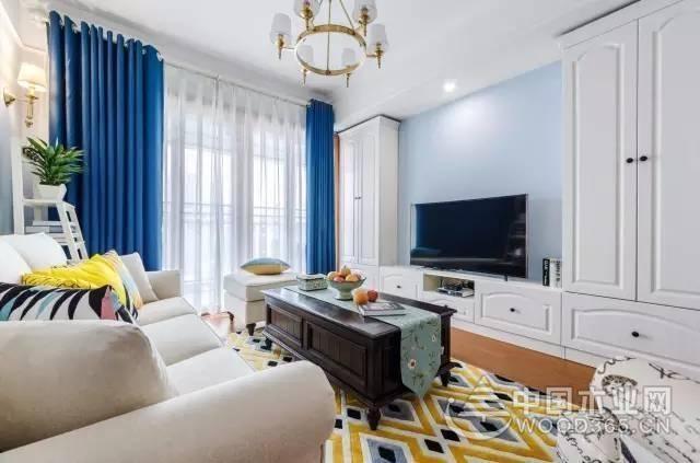 古典装修设计,打造出你要的客厅!