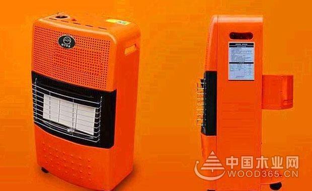 家用天然气取暖器种类和使用注意事项