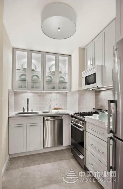 设计师推荐的小户型厨房装修效果图