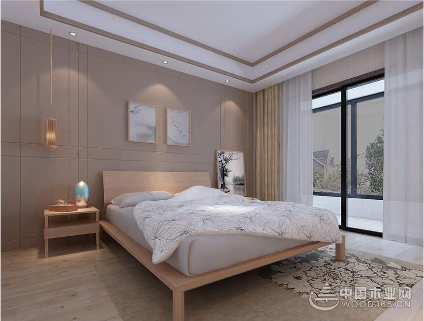10款卧室玻璃门图片