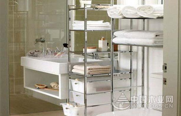 10张多功能卫生间储物架图片
