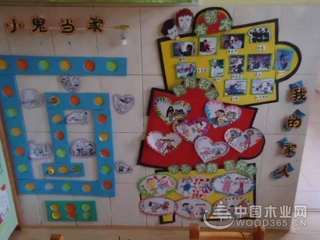幼儿园小班教室布置效果图欣赏