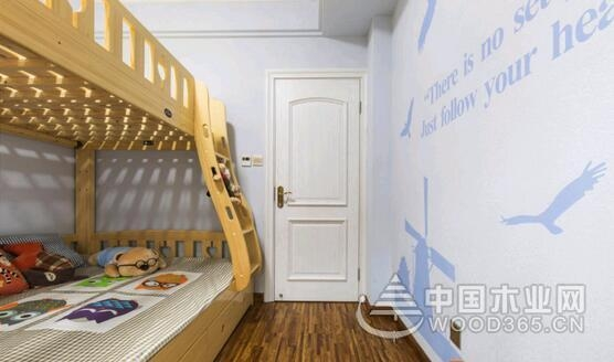 手绘沙发背景墙真漂亮,90平两居室地中海风格装修效果图