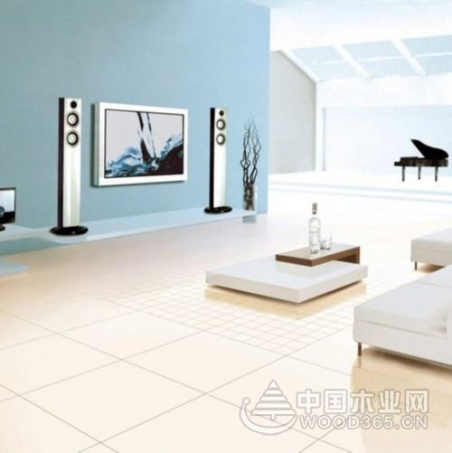 10款客厅地面装修效果图,别忘了脚下这片风景