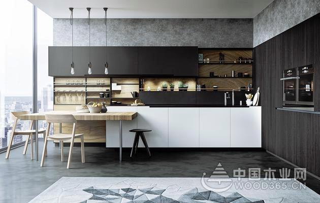 10款豪华厨房装修效果图片