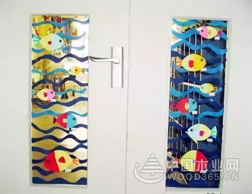 25张有创意的幼儿园室内环境布置效果图片