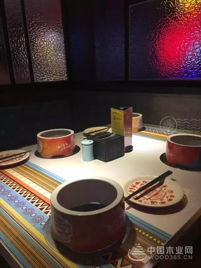 20张自助餐厅装修效果图片展示